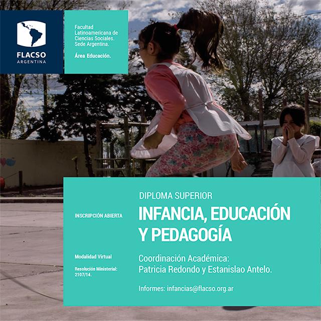 INFANCIA, EDUCACIÓN Y PEDAGOGIA