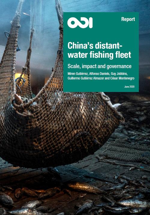 La flota china de larga distancia, una amenaza para el progreso de los países costeros pobres