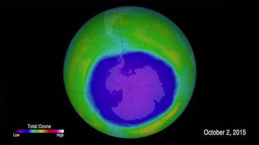Random Article   0 20 Octubre, 2020por Redacción Digital   Inmenso el agujero de ozono de la Antártida este 2020 El agujero alcanzó su tamaño máximo este año, de alrededor de 25 millones de kilómetros cuadrados, el 2 de octubre.