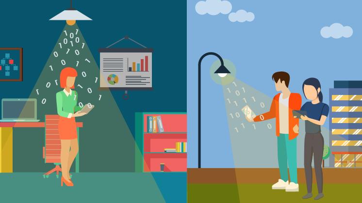 QUÉ ES LA TECNOLOGÍA LIFI Lifi, Internet a la velocidad de la luz