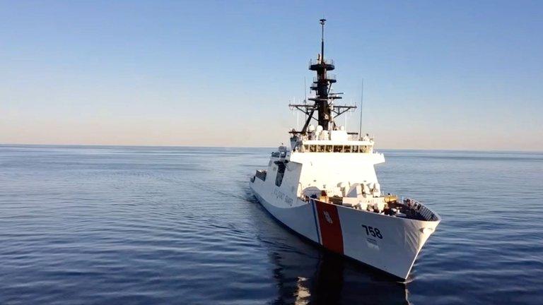 La Guardia Costera de EEUU lanzó un operativo para combatir la pesca ilegal en el Atlántico Sur