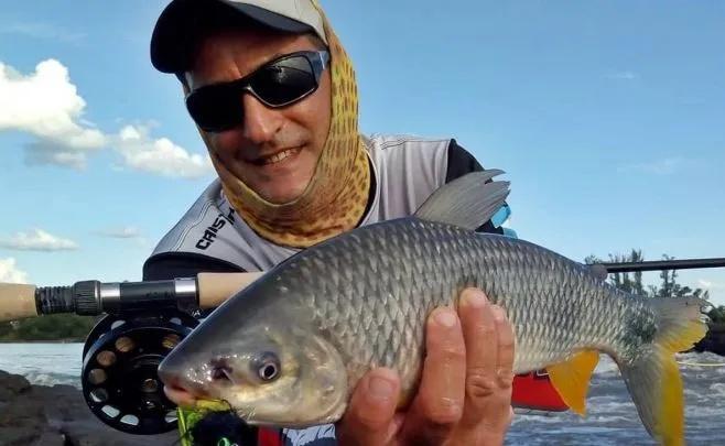 Así arrancó el primer fin de semana de pesca de 2021