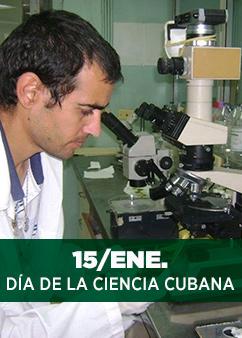 15 de enero: Día de la Ciencia Cubana, por Infomed