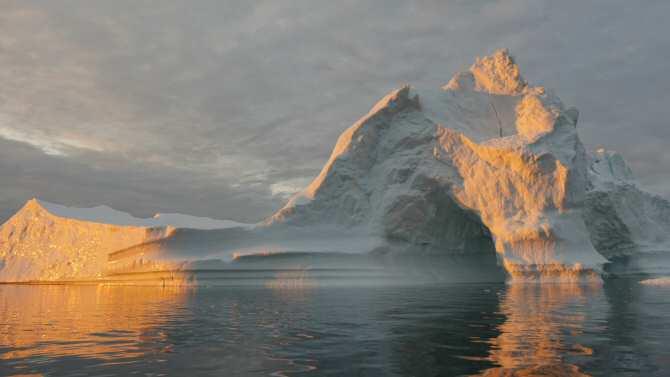 Cómo se derriten realmente los icebergs y afectan al calentamiento global