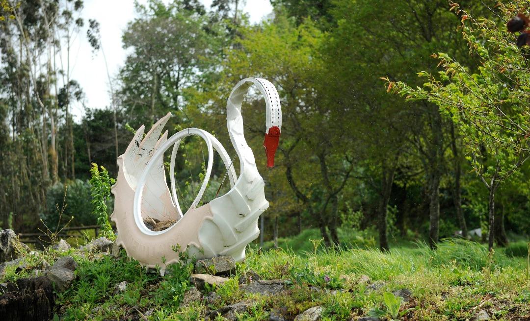 Galicia: Reciclar es vivir… y puede ser arte