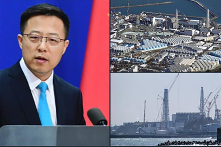 China preocupada por vertimiento de aguas tóxicas de Fukushima